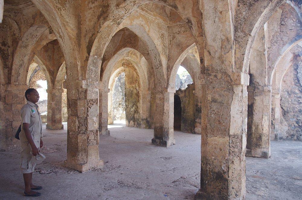 キルワ・大モスク